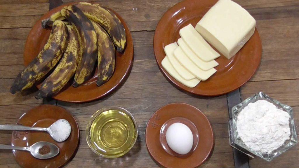 Empanadas de plátano