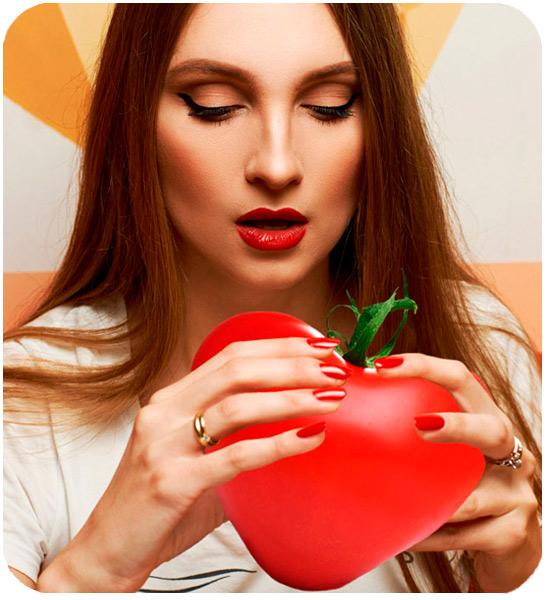 El amor de los tomates